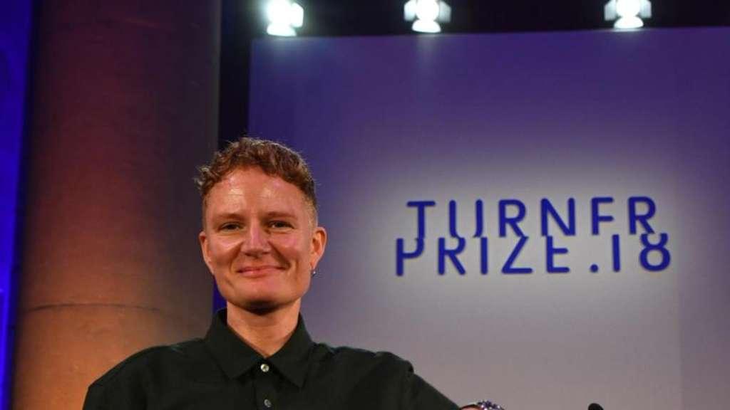 Kunst: Turner-Preis für Charlotte Prodger und ihren iPhone-Film