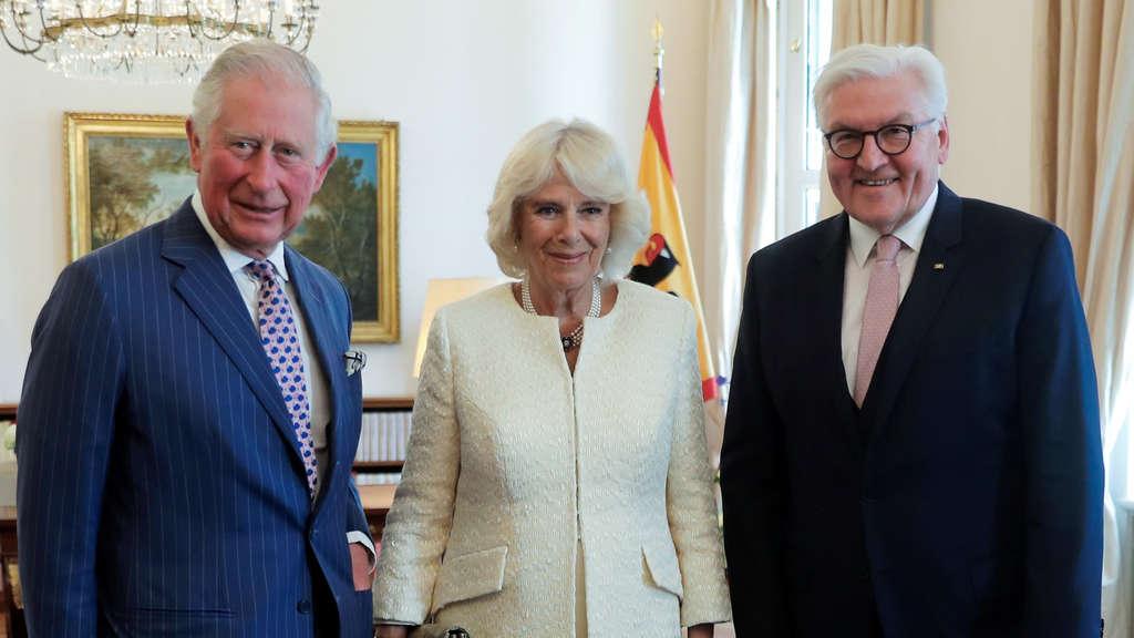Charles und Camilla zu Besuch - Heute ist Berlin voll von der Prinzenrolle
