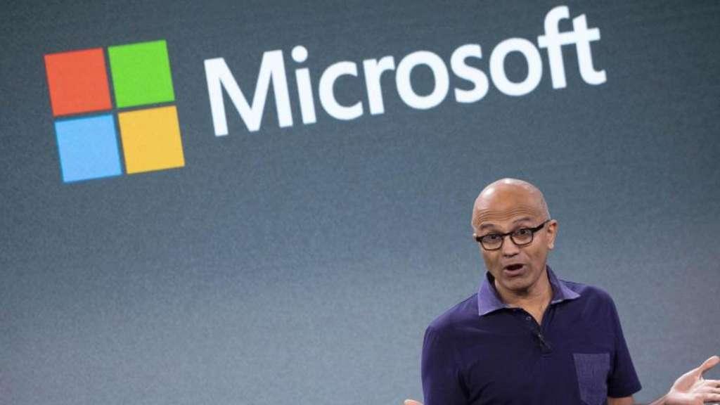 Heimarbeit in Corona-Krise treibt Microsoft-Geschäft an   Wirtschaft