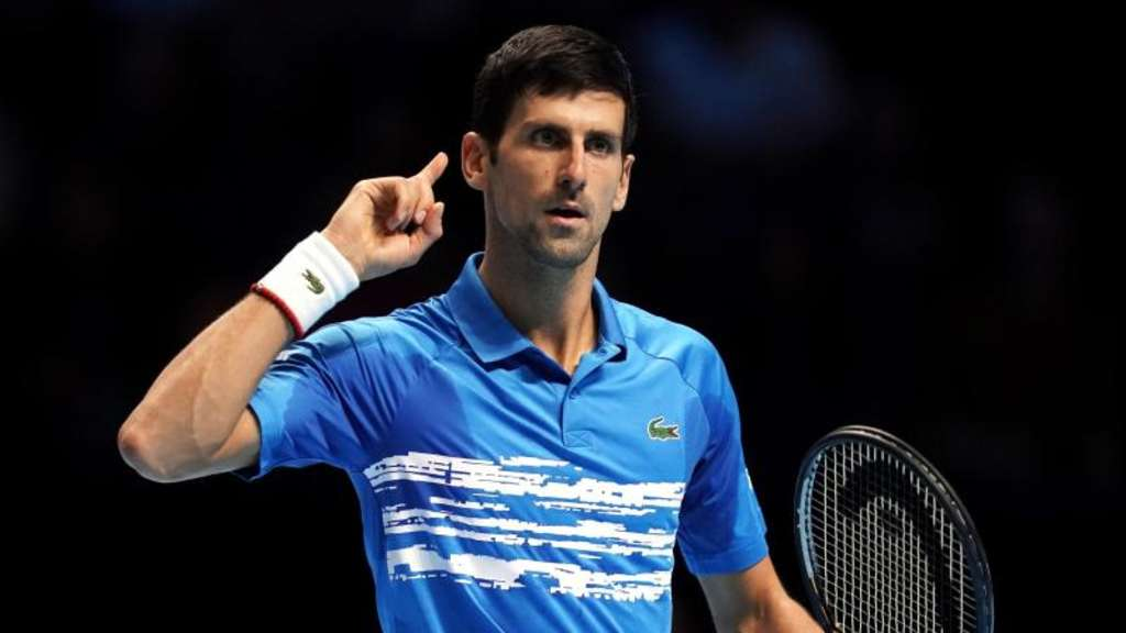 Tennis-Weltranglisten-Erster Djokovic sagt für US Open zu