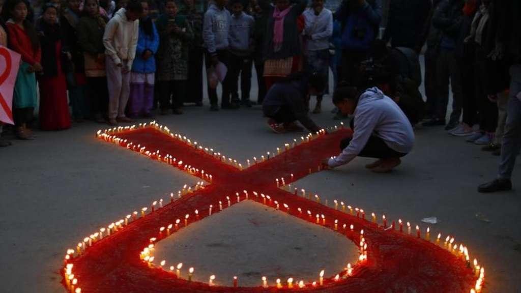 Corona ein Problem: Aids-Experten: HIV-Infektionen müssen früher erkannt werden