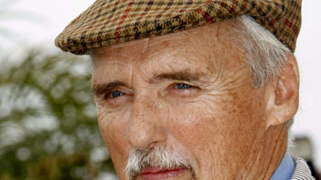 Dennis Hopper hat Krebs