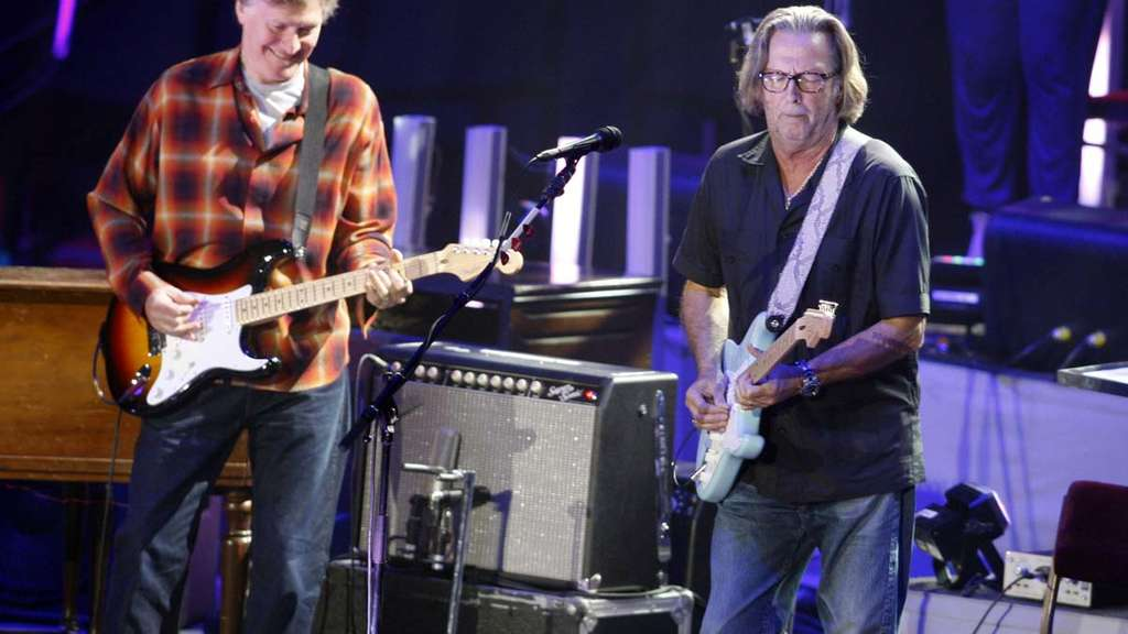 Blues trifft Soul - Clapton und Winwood in concert