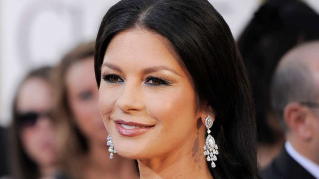 Zeta-Jones wegen Depressionen in Klinik