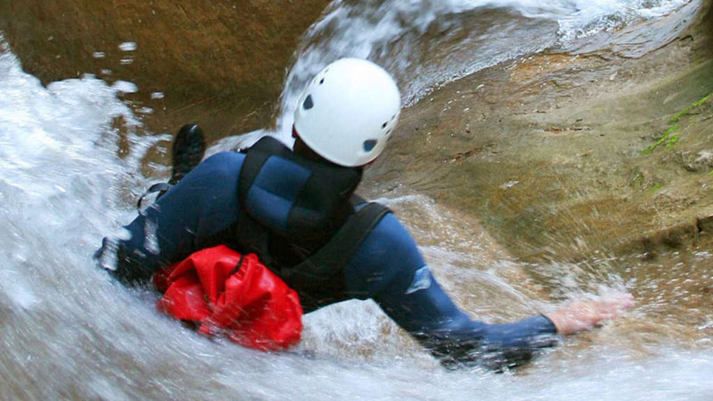 Deutscher stirbt bei Canyoning-Tour in Tirol