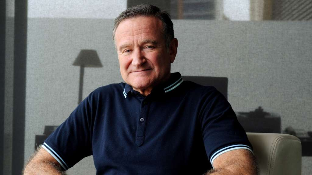 Robin Williams in Suchtklinik