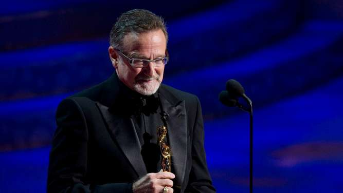 Robin Williams' Asche in Meeresbucht verstreut
