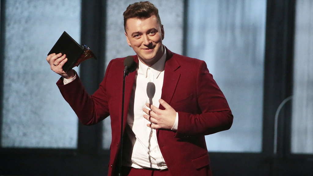 Grammys: Sam Smith stellt alle in den Schatten