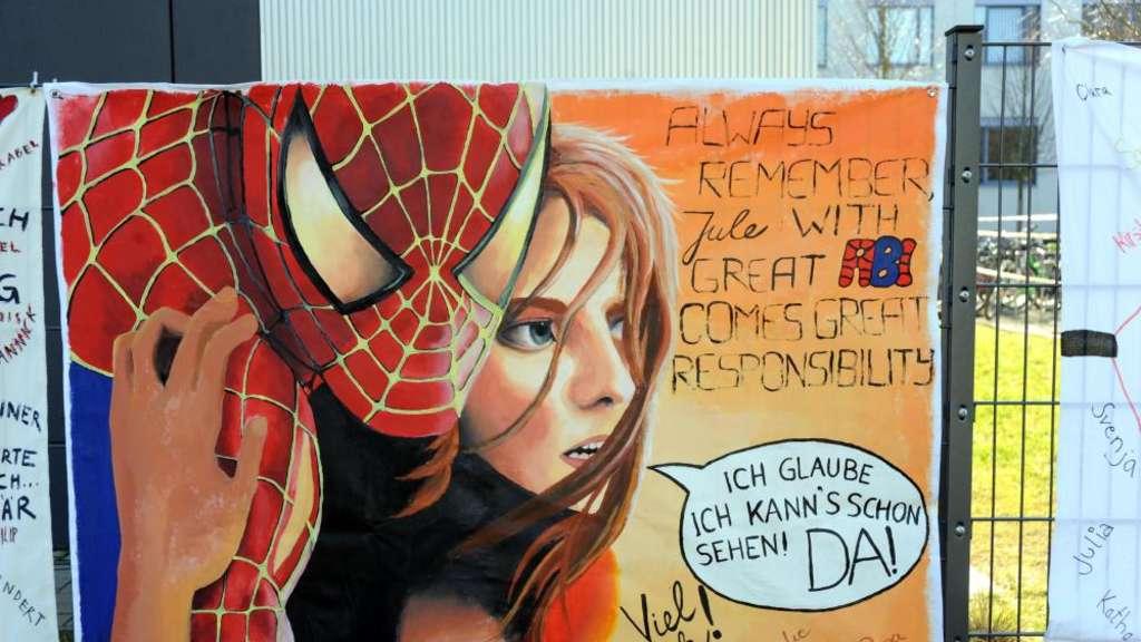 Abi Mit Nutella Und Spiderman Hochtaunus
