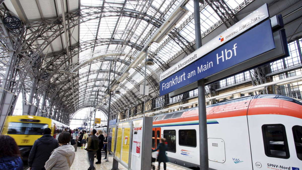 Verkehrsverbund Frankfurt