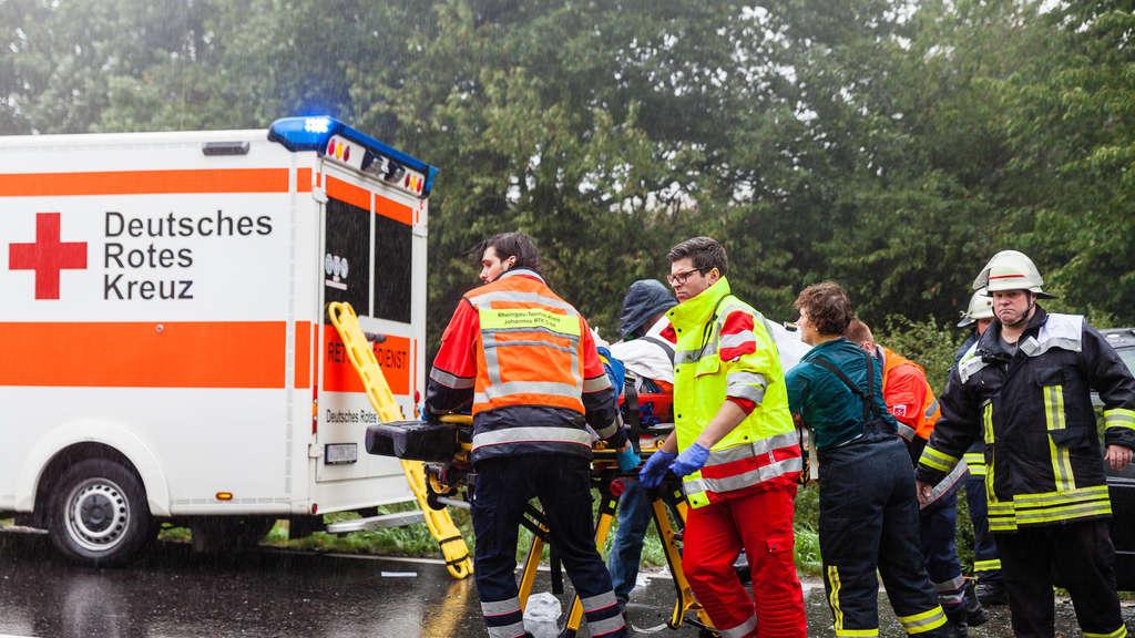 Unfall B260 Bad Schwalbach Heute