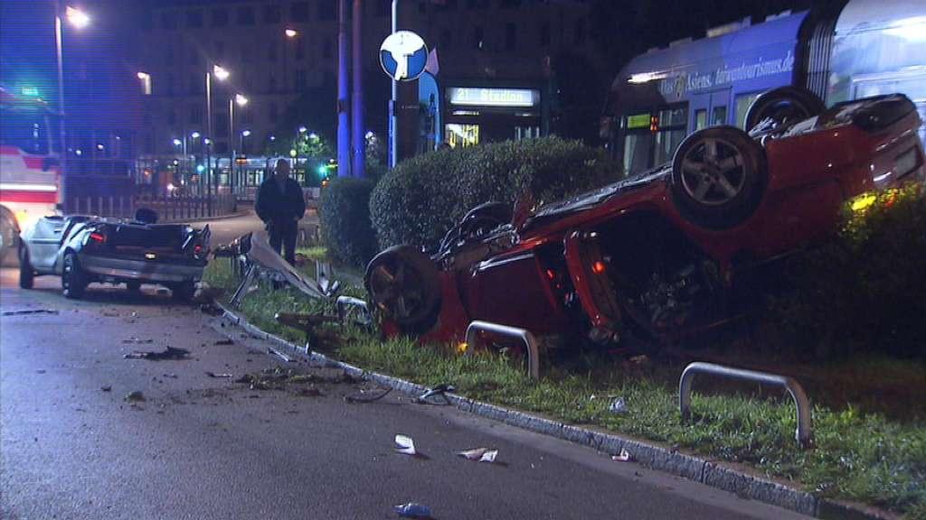 Unfall Bei Frankfurt