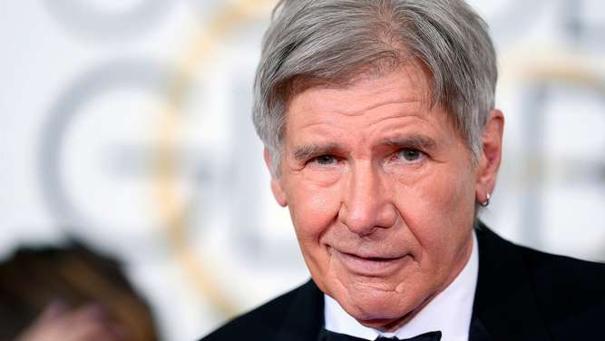 Harrison Ford: Was dem