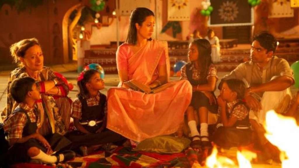 Das Mädchen Mit Dem Indischen Smaragd Ernstes Märchen Kino Tv