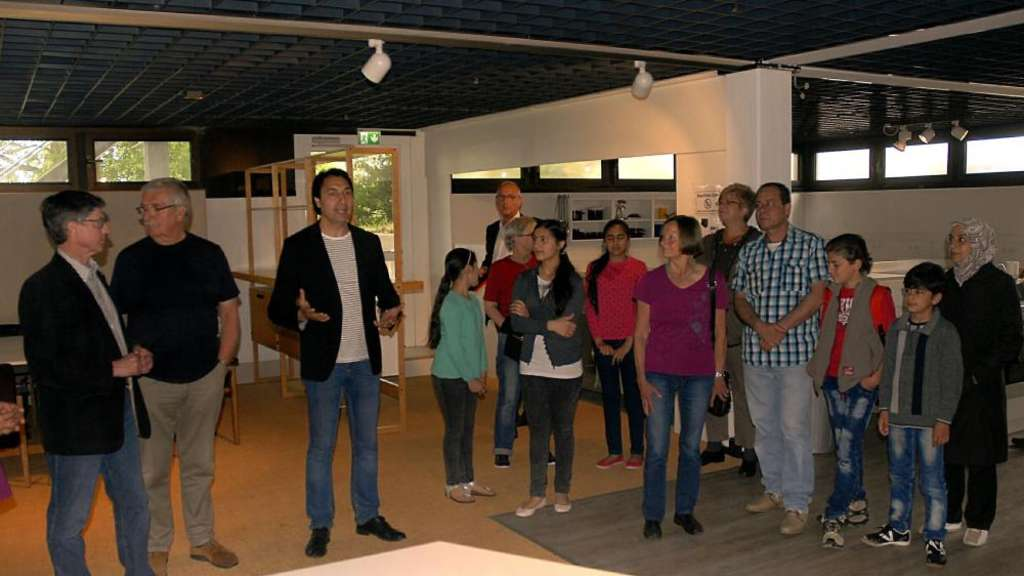 Moderne Wohnräume Für Flüchtlinge In Der Möbelfabrik Usingen