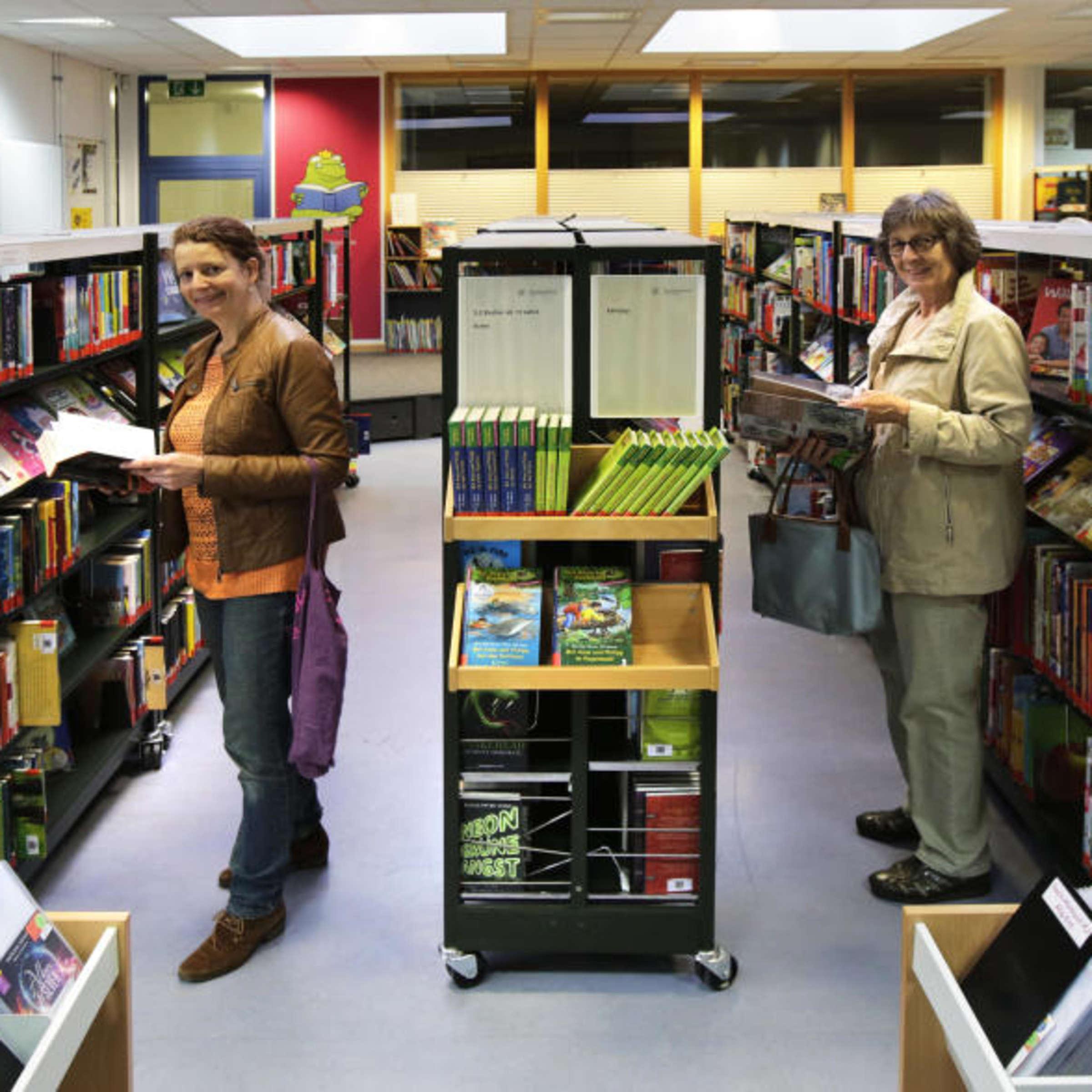 Die Bibliothek soll umziehen   Frankfurt