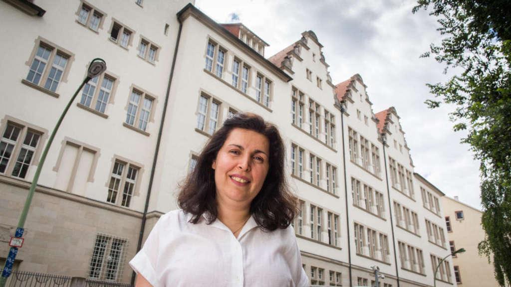 Im Philanthropin Unter Polizeischutz Lernen Frankfurt