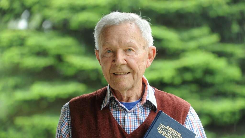 2cb221b217e758 Gerhard Leißner ist schon lange dabei  Für 50 Jahre Ehrenamt in der  Katholischen Gemeinde St