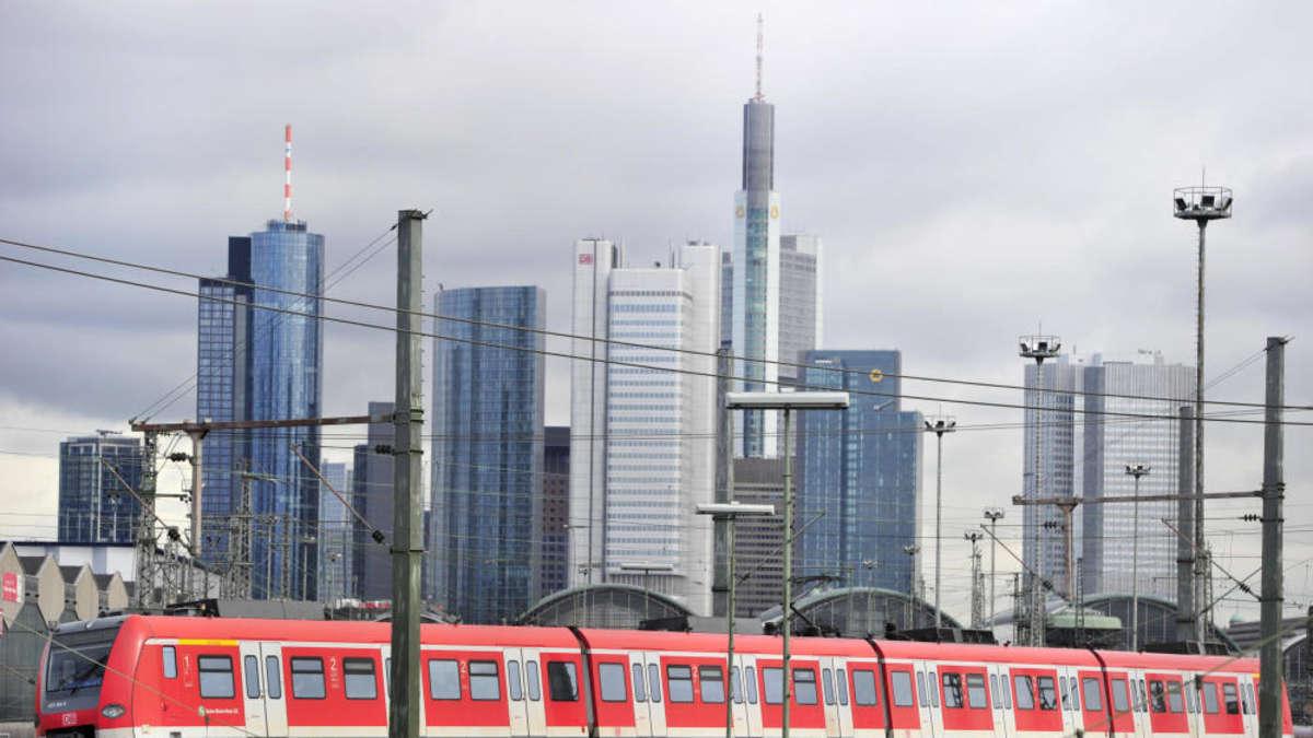 S Bahn Hanau Frankfurt