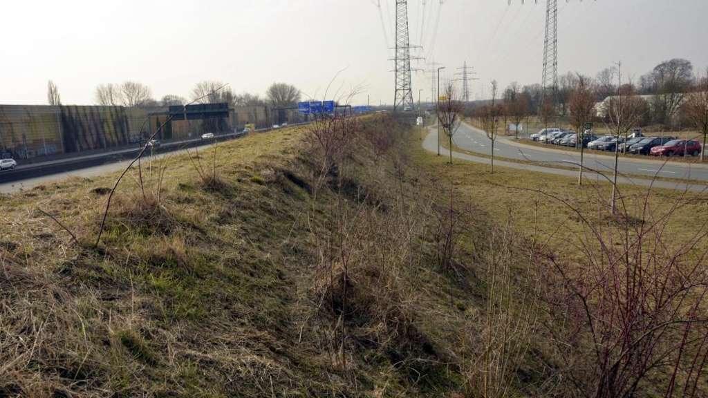 Kriftel Höherer Wall An Der A66 Verringert Den Lärm Kaum Kriftel