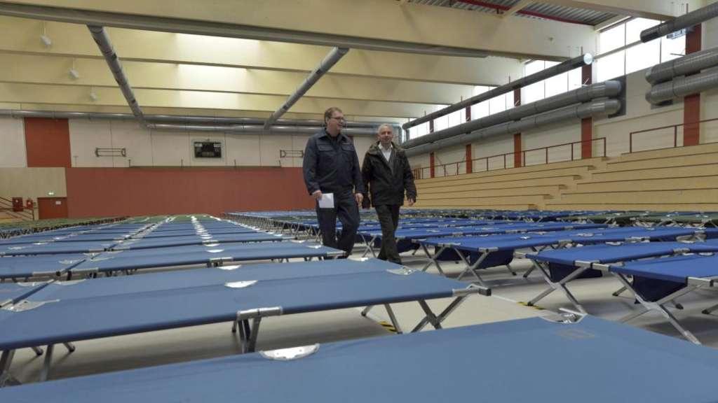 Fußboden Ideen Zumi ~ Fußboden harz fußboden in der sporthalle am karl eckel weg hat