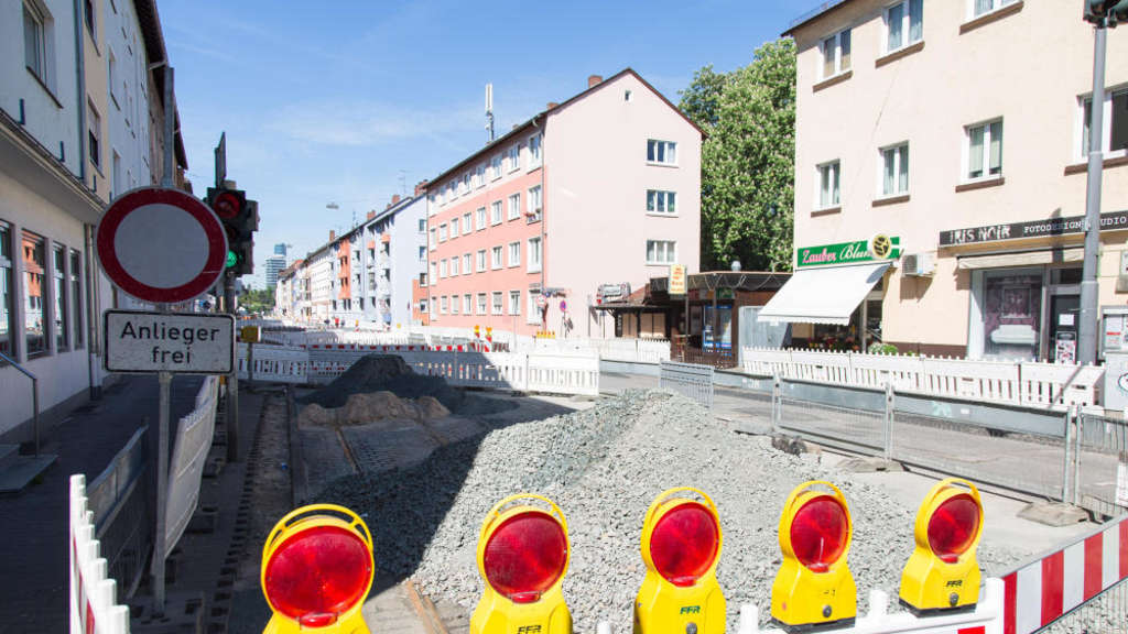Hanauer Offenbacher Und Eschersheimer Landstraße Dauerstau Dank