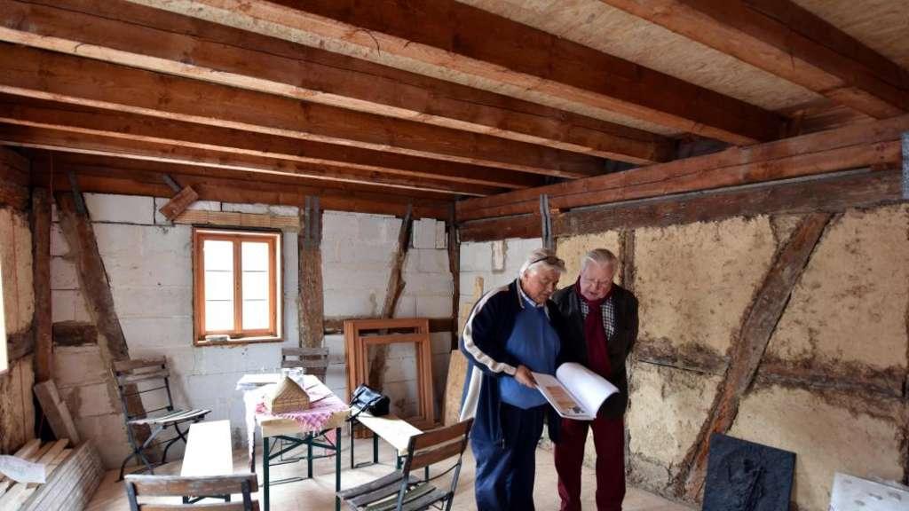 Kronberger Architekt Saniert Historisches Fachwerkhaus Bad
