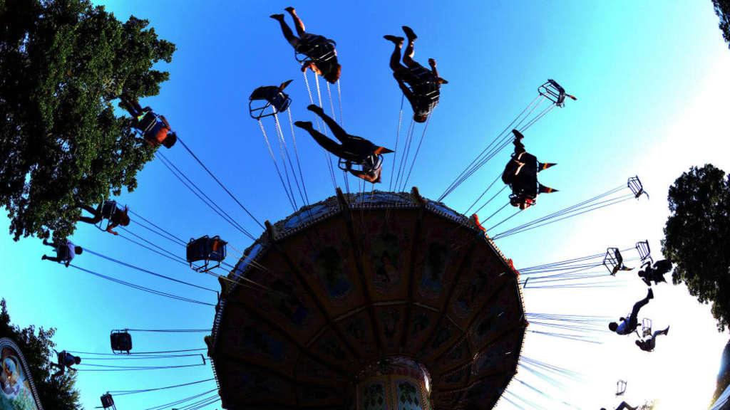 Warum Frankfurts Wäldchestag Als Feiertag Ein Auslaufmodell Ist