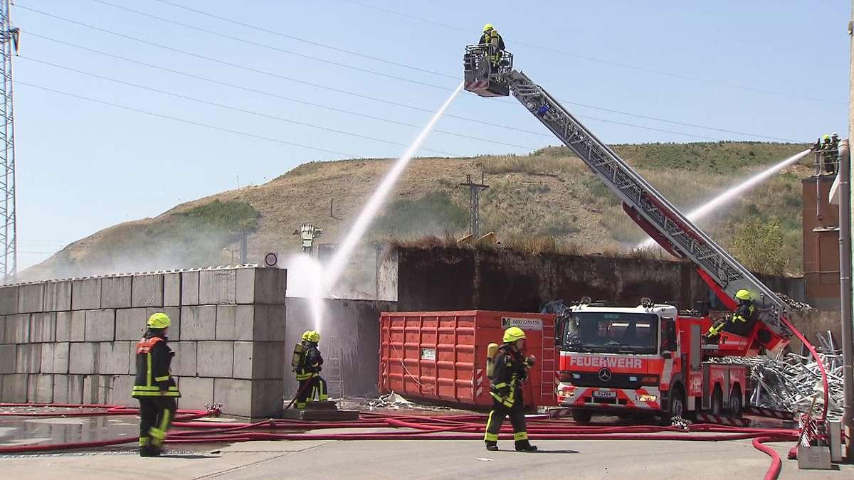 Feuer Griesheim