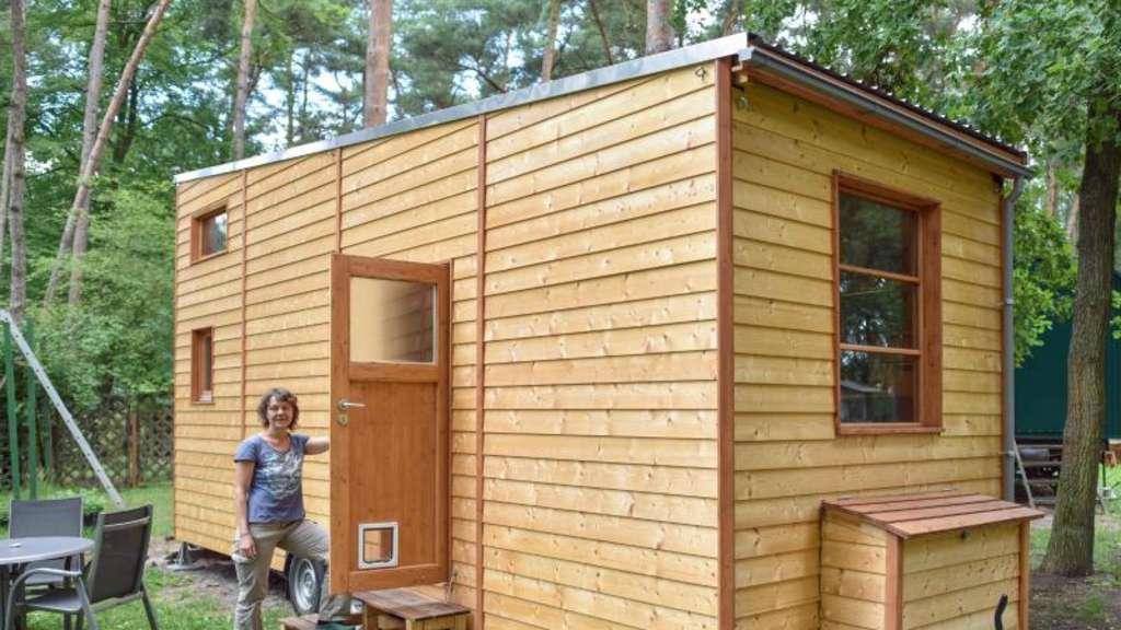 Tiny House Wohnen Im Mini Eigenheim Wohnen