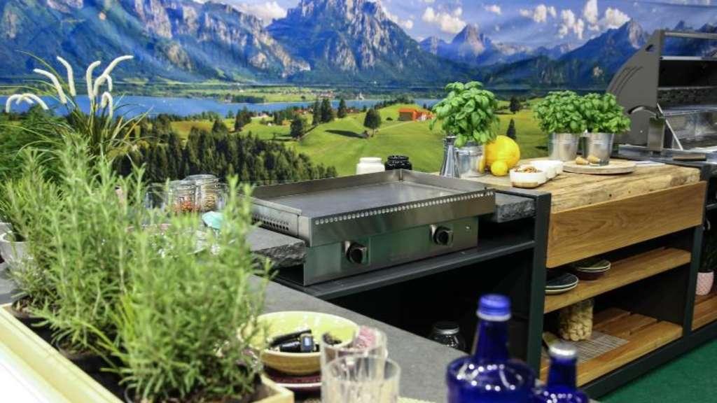 Outdoorküche Garten Edelstahl Kaufen : Bei outdoorküchen wächst das angebot wohnen