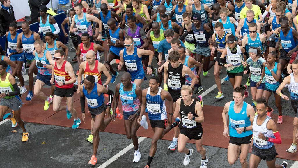 Frankfurt Marathon Bleibt Die Deutsche Nummer Zwei Hessen