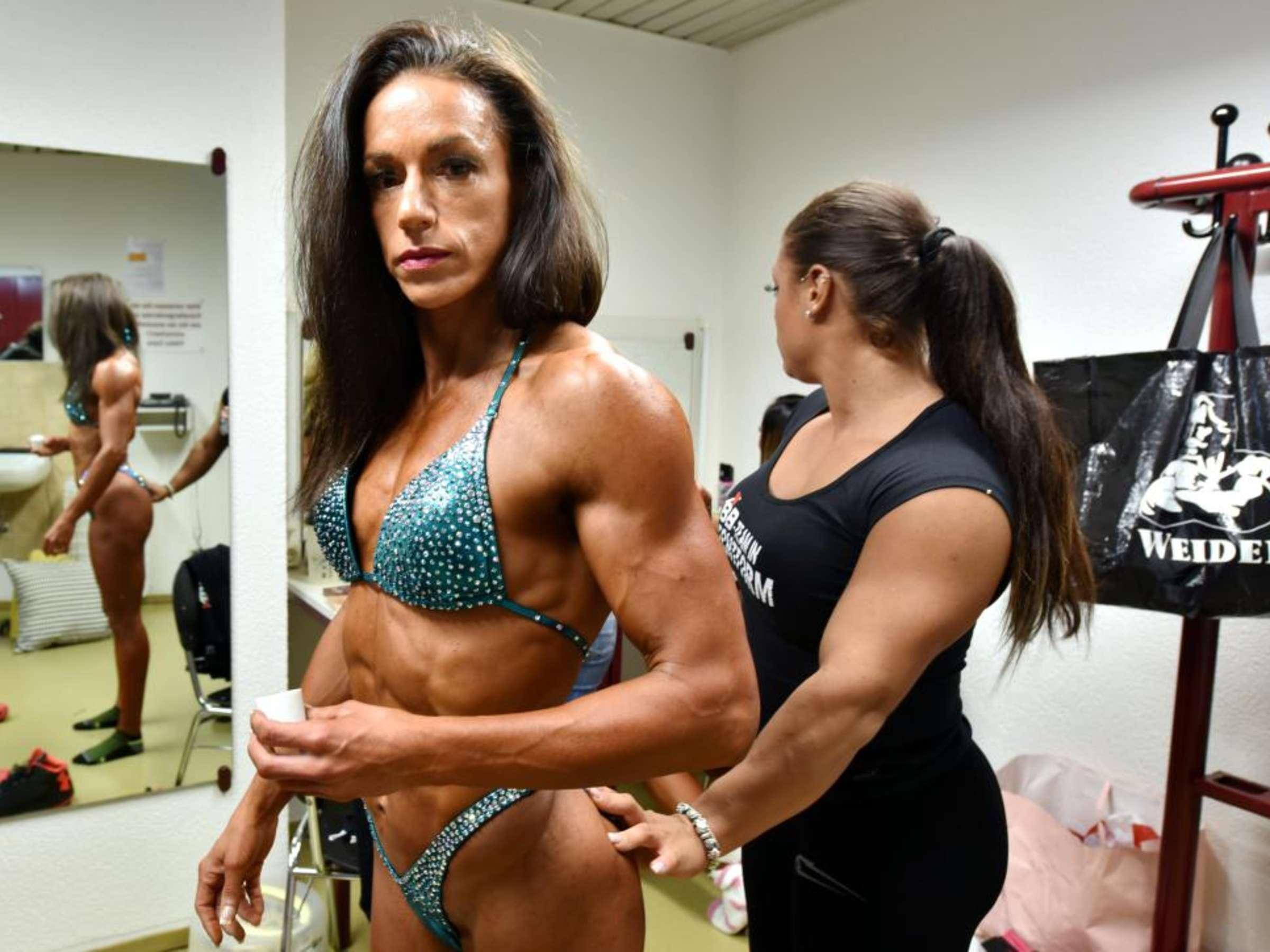 Schön bodybuilder frau Eine Einführung