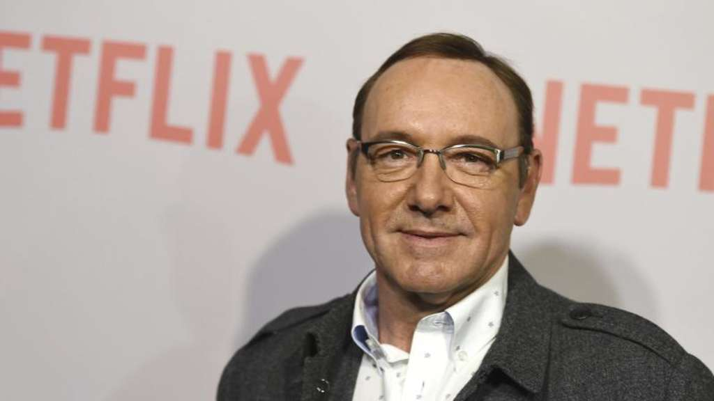 Kevin Spacey 2015 in Beverly Hills.