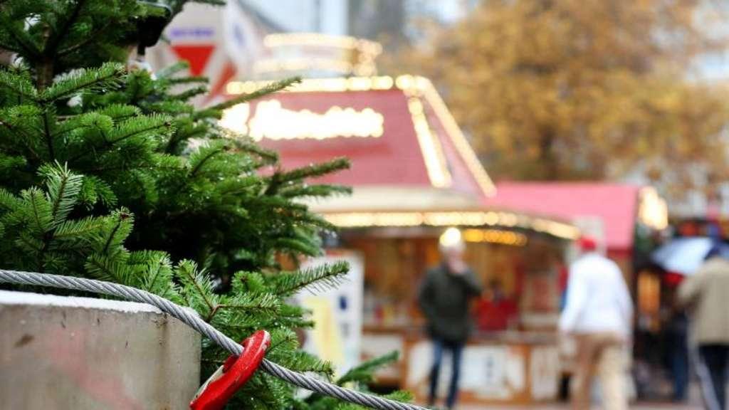Essen Weihnachtsmarkt.Essen Keine Hinweise Fur Weihnachtsmarkt Anschlagsplane