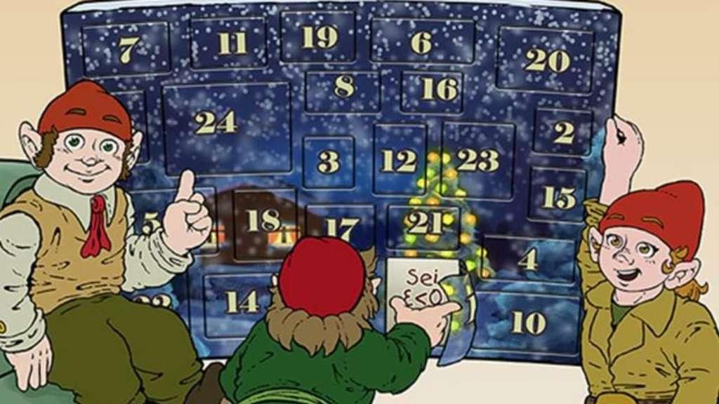 Adventskalender Zahlen Mathe schüler können aufgaben im mathe-adventskalender lösen | wohnen