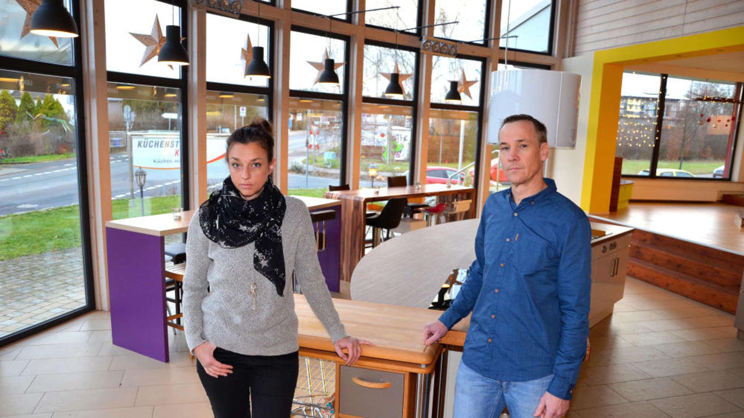 Familie Kern bangt um ihr Küchenstudio  Bad Nauheim