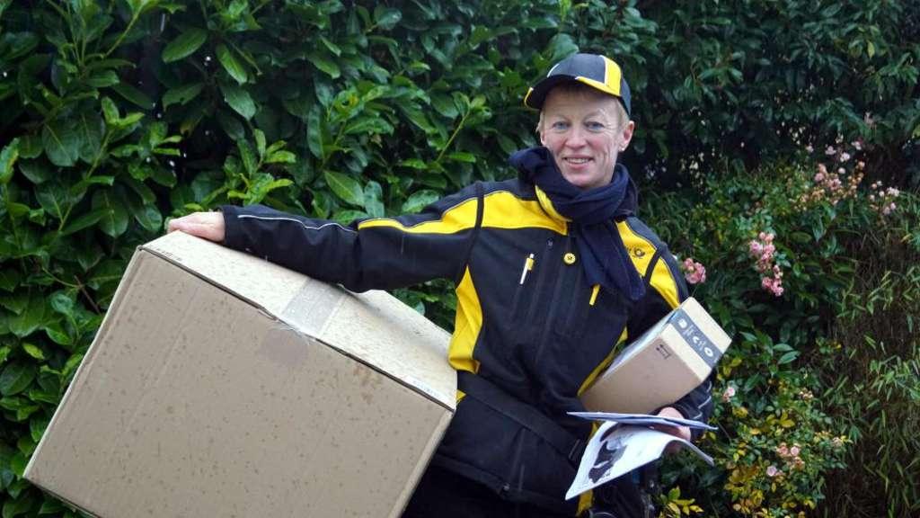 Wenn die Postfrau klingelt   Limburg-Weilburg