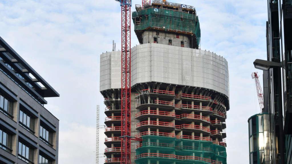 Frankfurt Hat Die Höchsten Und Teuersten Penthouses Deutschlands