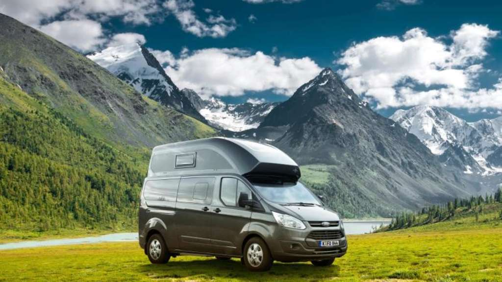 Langversion ab Frühjahr: Ford Westfalia Nugget Plus