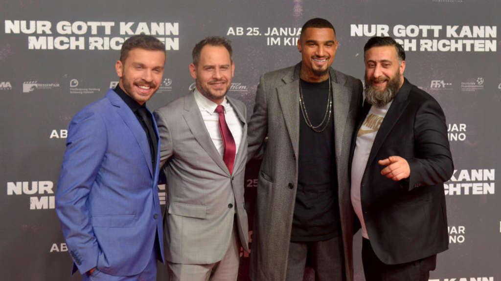 Filmpremiere Mit Adlertragern Frankfurt