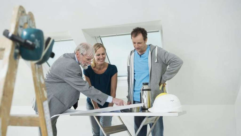 Für wen sich das Bauen mit Architekt eignet   Wohnen