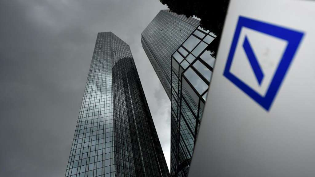 Deutsche-Bank-Eigner in Nöten