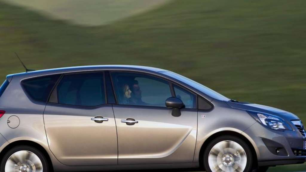 Ältere jahrgänge des opel meriva erweisen sich als anfällig | auto