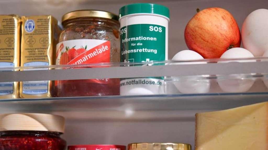 Kühlschrank Aufbewahrung : Die notfalldose aus dem kühlschrank wohnen
