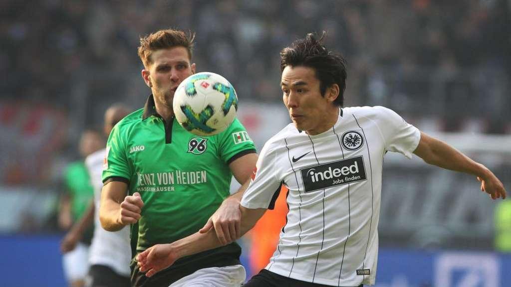 Eintracht Frankfurt Weihnachtsfeier.Makoto Hasebe Frankfurt Ist Eine Geile Stadt Eintracht