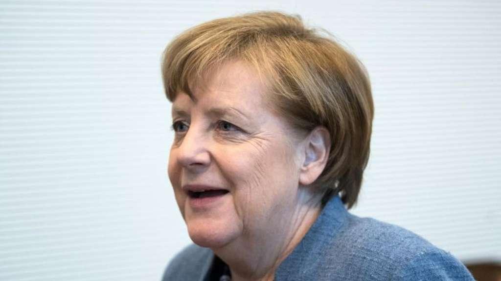 Merkel Gewählt