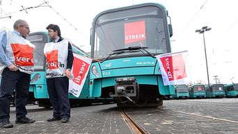 bus streik offenbach