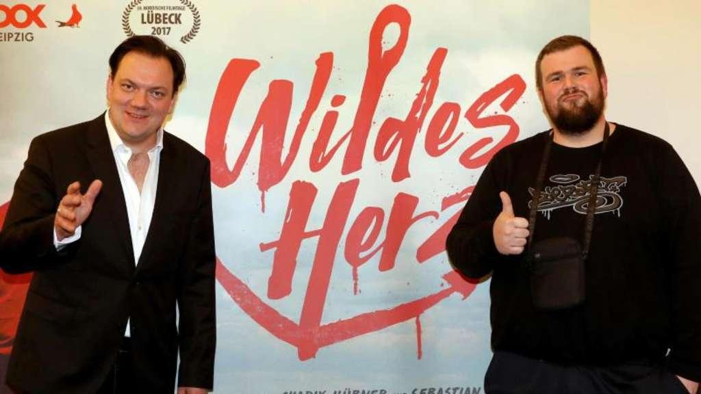 Heimspiel Für Monchi Premiere Von Film Wildes Herz Kultur