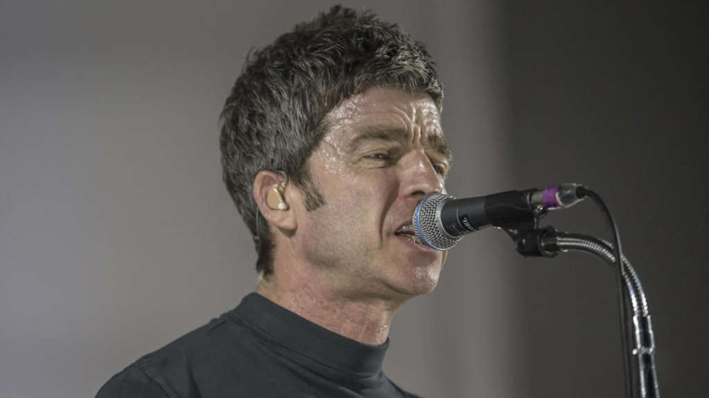 "Noel Gallagher und seine ""High Flying Birds"" flatterten durch den Schlachthof Wiesbaden"